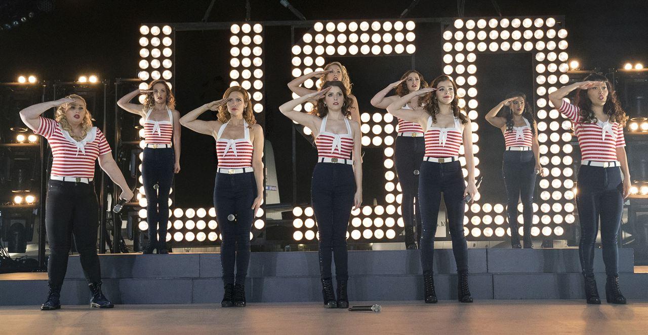 A Escolha Perfeita 3 : Foto Anna Camp, Anna Kendrick, Brittany Snow, Chrissie Fit, Hailee Steinfeld