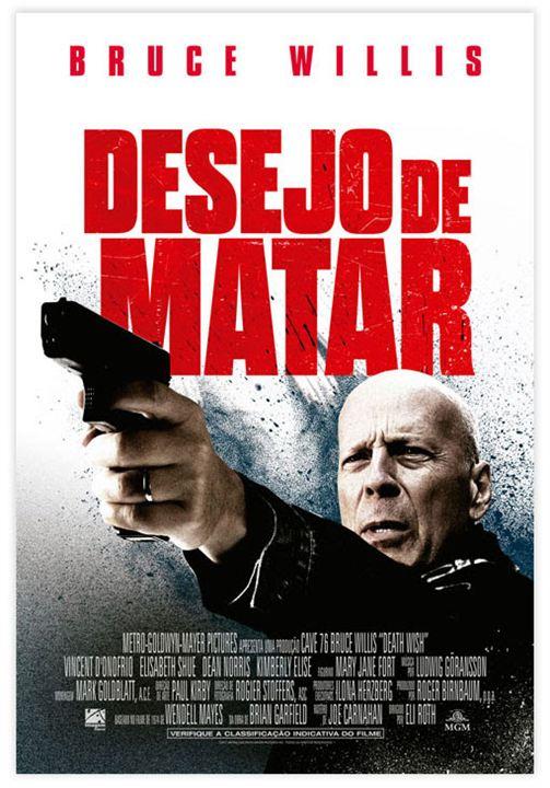 Desejo de Matar : Poster