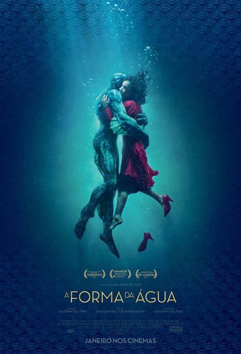 A Forma da Água : Poster