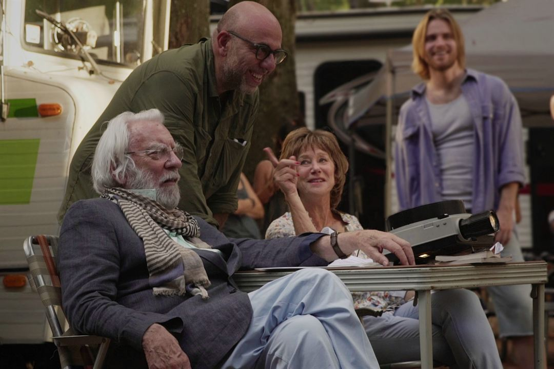 Ella e John : Foto Donald Sutherland, Helen Mirren, Paolo Virzì