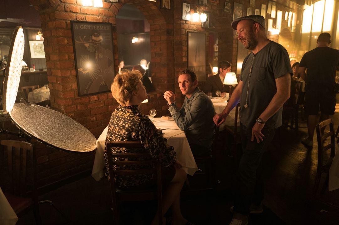 Estrelas de Cinema Nunca Morrem : Foto Annette Bening, Jamie Bell, Paul McGuigan