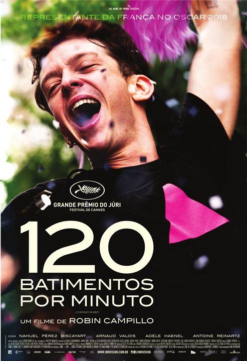 120 Batimentos por Minuto : Poster