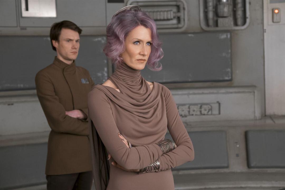Star Wars - Os Últimos Jedi : Foto Laura Dern