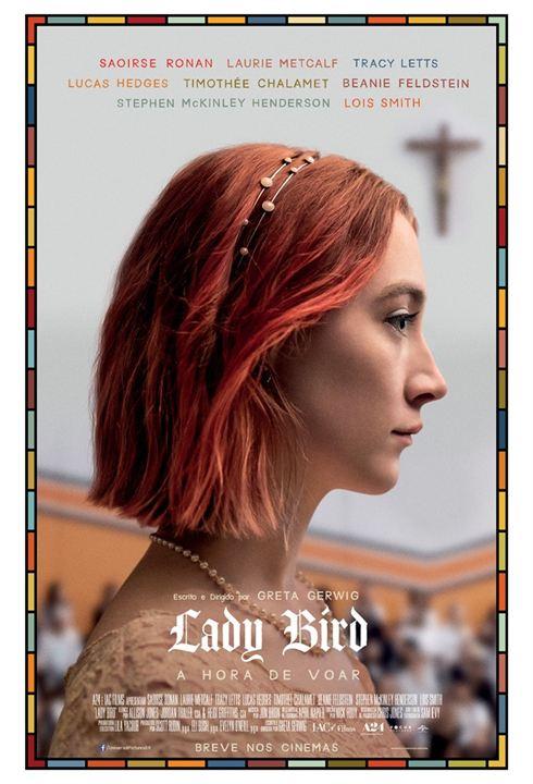 Lady Bird - A Hora de Voar : Poster