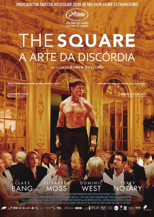 The Square - A Arte da Discórdia : Poster