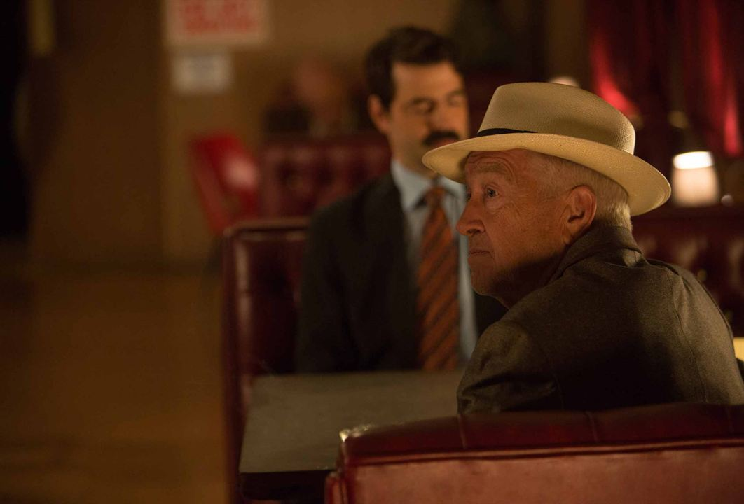 Lucky : Foto David Lynch, Ron Livingston