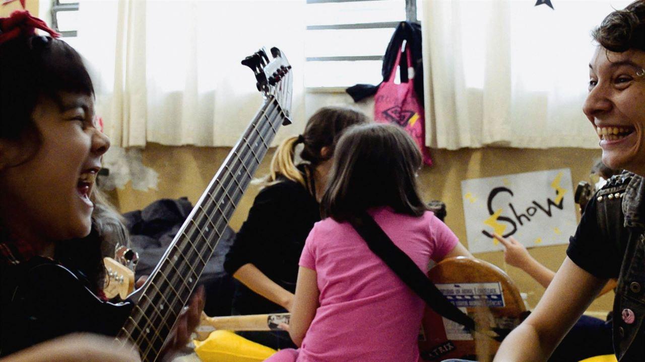 Todas as Meninas Reunidas, Vamos Lá! : Foto