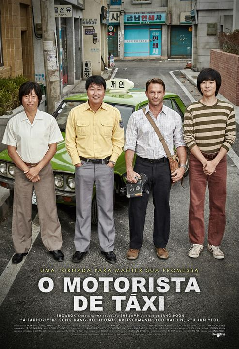 O Motorista de Táxi : Poster