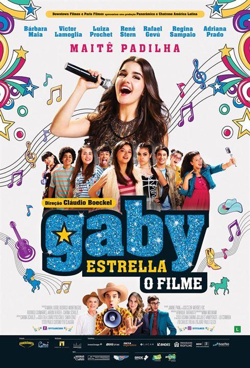 Gaby Estrella : Poster