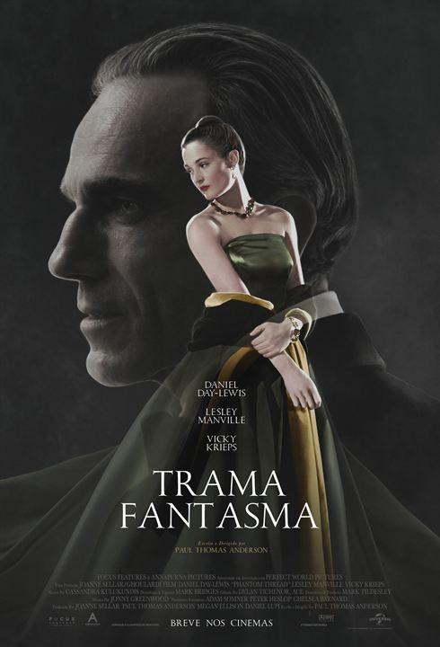 Trama Fantasma : Poster