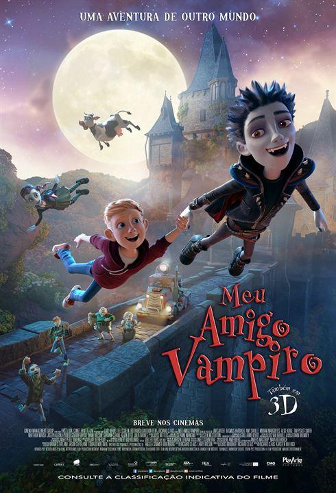 Meu Amigo Vampiro : Poster