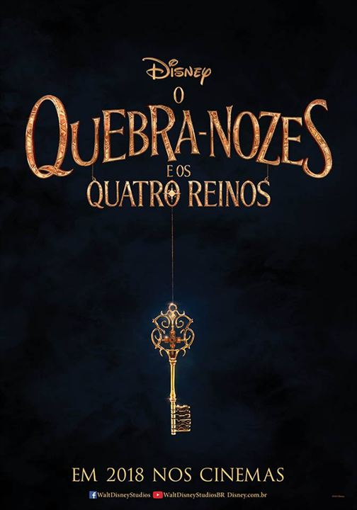 O Quebra-Nozes e os Quatro Reinos : Poster
