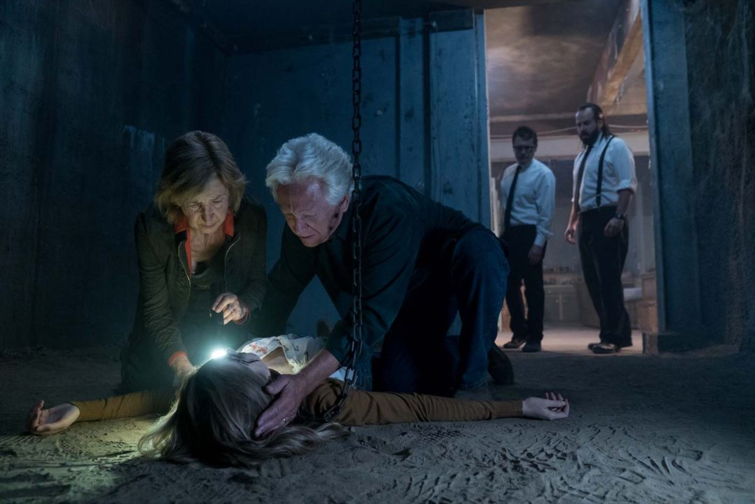 Sobrenatural: A Última Chave : Foto Angus Sampson, Bruce Davison, Leigh Whannell, Lin Shaye, Spencer Locke
