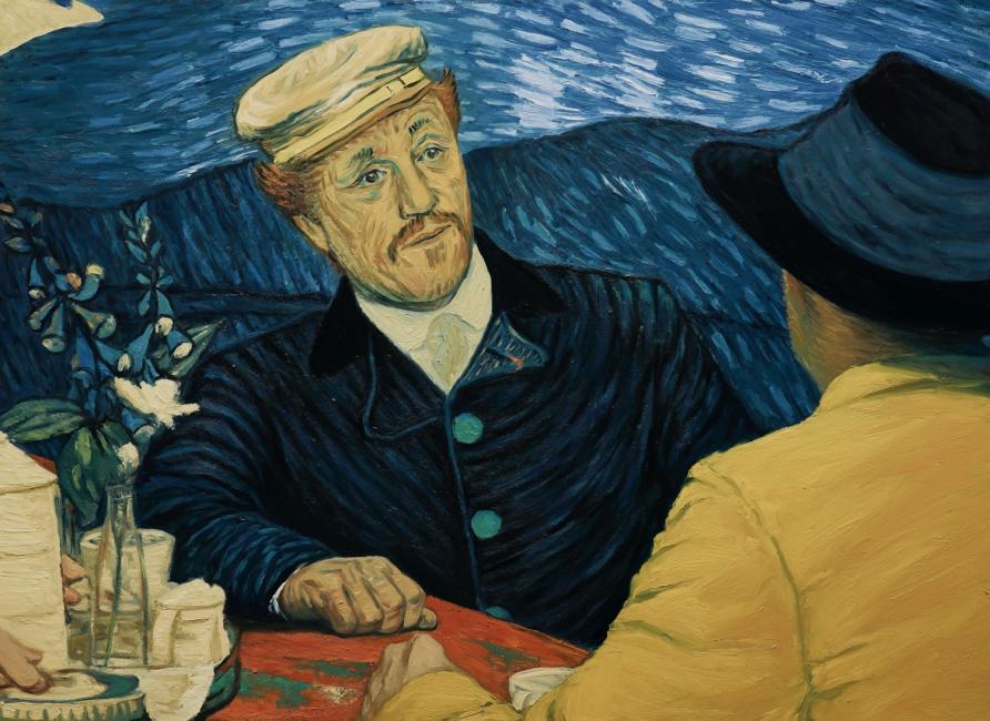 Resultado de imagem para 'Com amor, Van Gogh'
