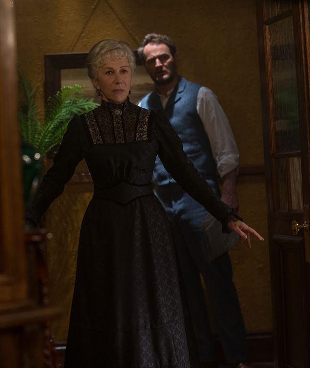 A Maldição da Casa Winchester : Foto Helen Mirren, Jason Clarke