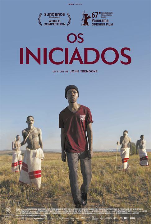 Os Iniciados : Poster