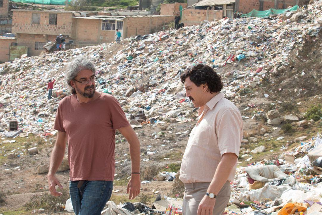 Escobar - A Traição : Foto Fernando León de Aranoa, Javier Bardem
