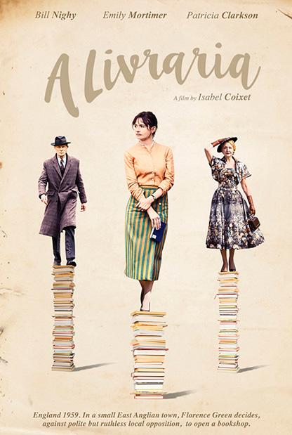 A Livraria : Poster