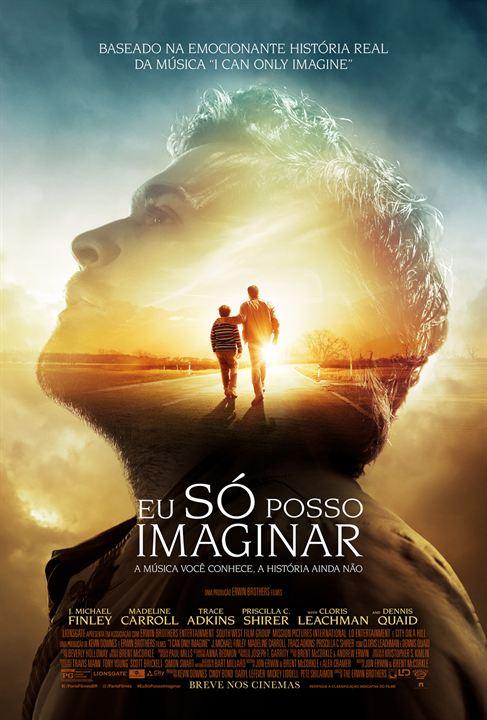 Eu Só Posso Imaginar : Poster