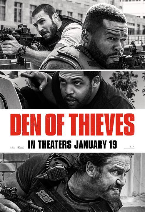 Covil de ladrões : Poster