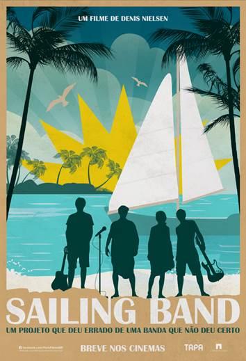 Sailing Band : Poster
