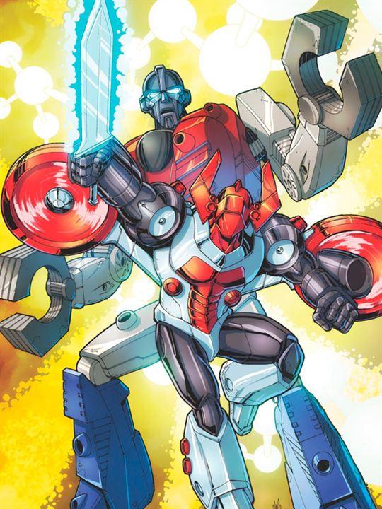 Micronauts : Poster