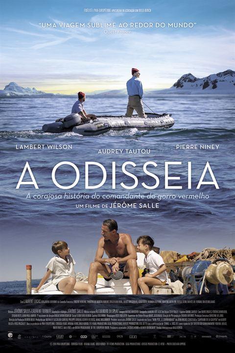 A Odisseia : Poster