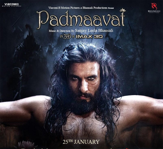 Padmaavat : Poster