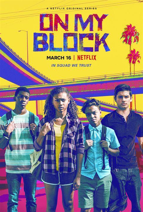 On My Block : Poster