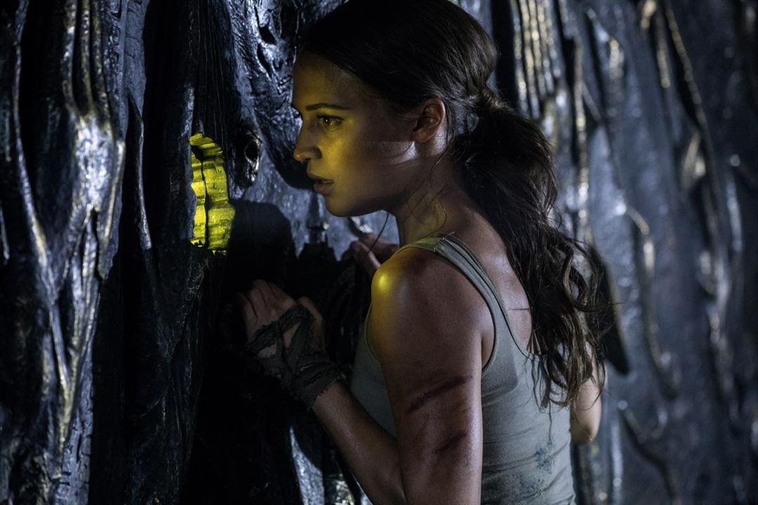 Tomb Raider - A Origem : Foto Alicia Vikander
