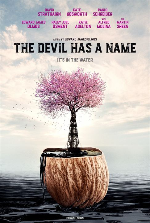 The Devil Has a Name : Poster