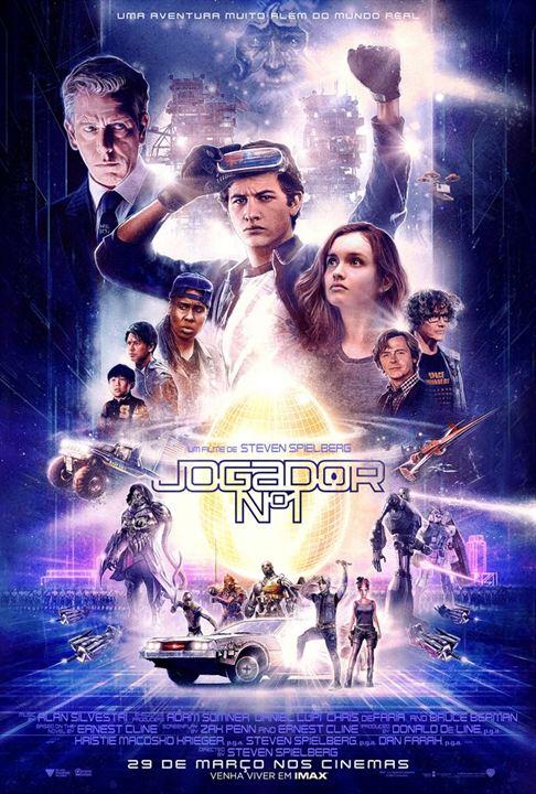 Jogador Nº1 : Poster