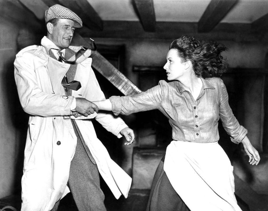 Depois do Vendaval : Foto John Wayne, Maureen O'Hara