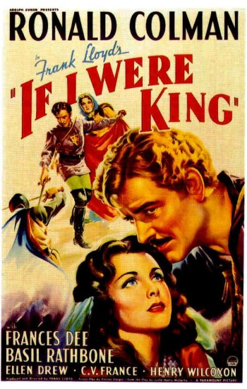 If I Were King : Poster