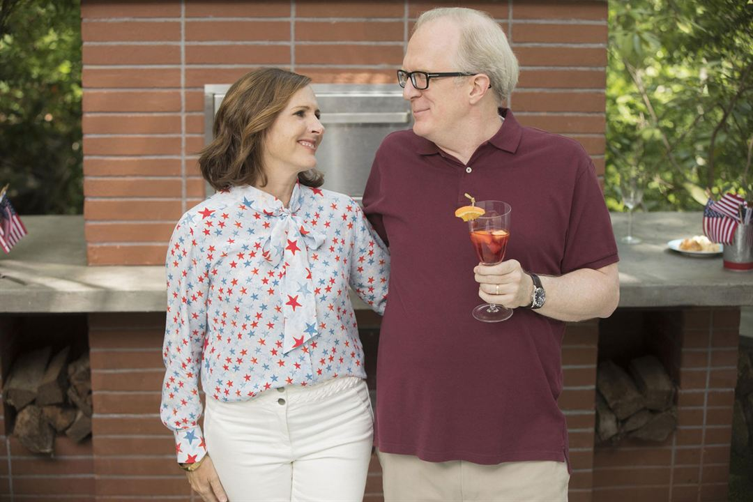 Foto Molly Shannon, Tracy Letts