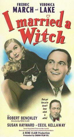 I Married a Witch : Poster