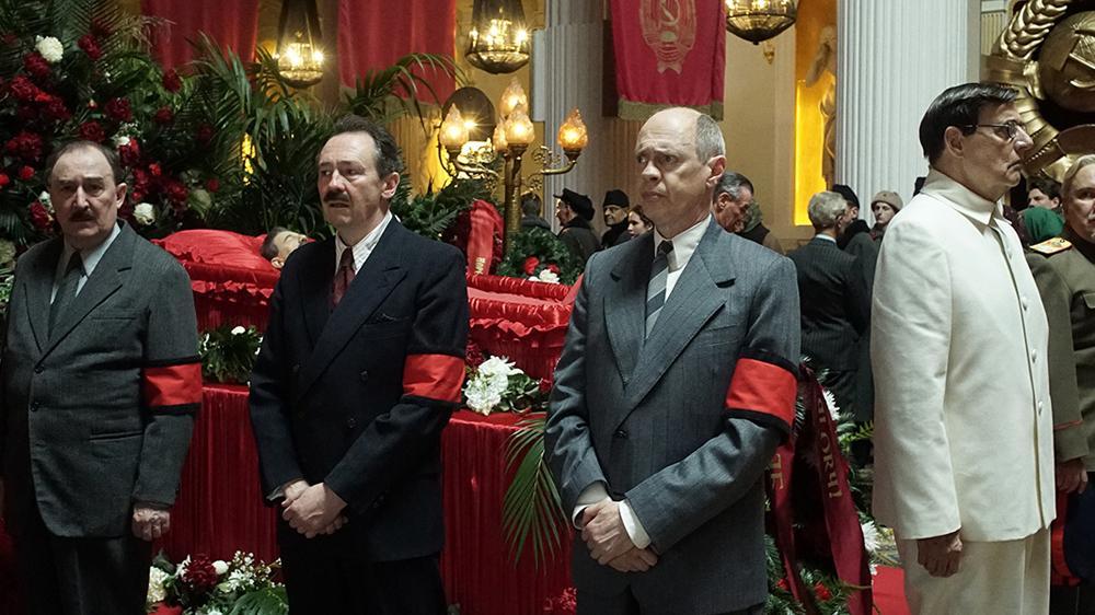 A Morte de Stalin : Foto