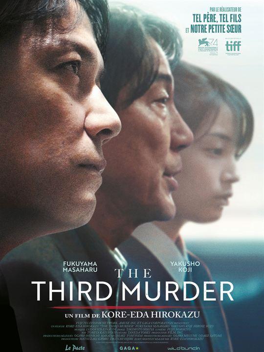 O Terceiro Assassinato : Poster