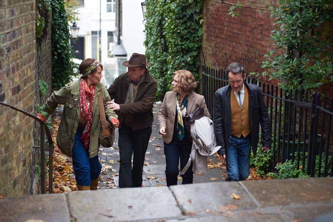 Acertando o Passo : Foto Celia Imrie, David Hayman, Imelda Staunton, Timothy Spall