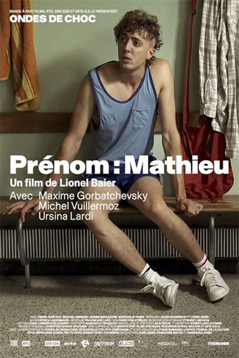 Ondes de choc - Prénom: Mathieu : Poster
