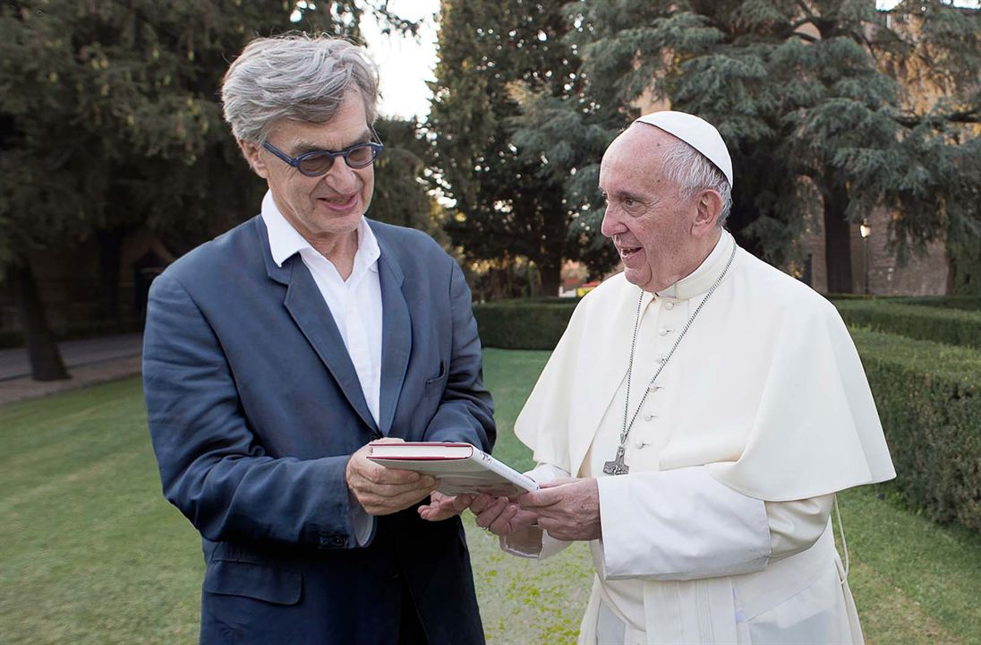 Pope Francis - A Man of His Word : Foto Wim Wenders
