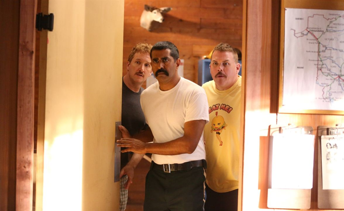 Super Tiras 2 : Foto Jay Chandrasekhar, Kevin Heffernan, Paul Soter
