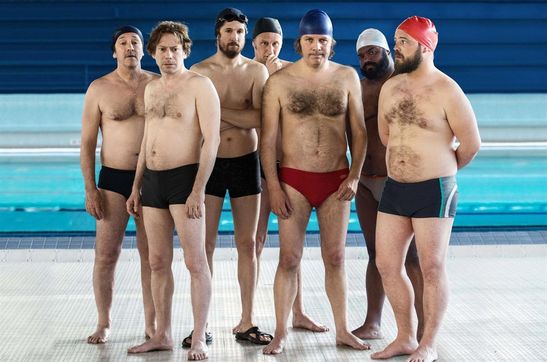Um Banho de Vida : Foto Alban Ivanov, Benoît Poelvoorde, Guillaume Canet, Jean-Hugues Anglade, Mathieu Amalric