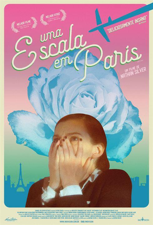Uma Escala em Paris : Poster