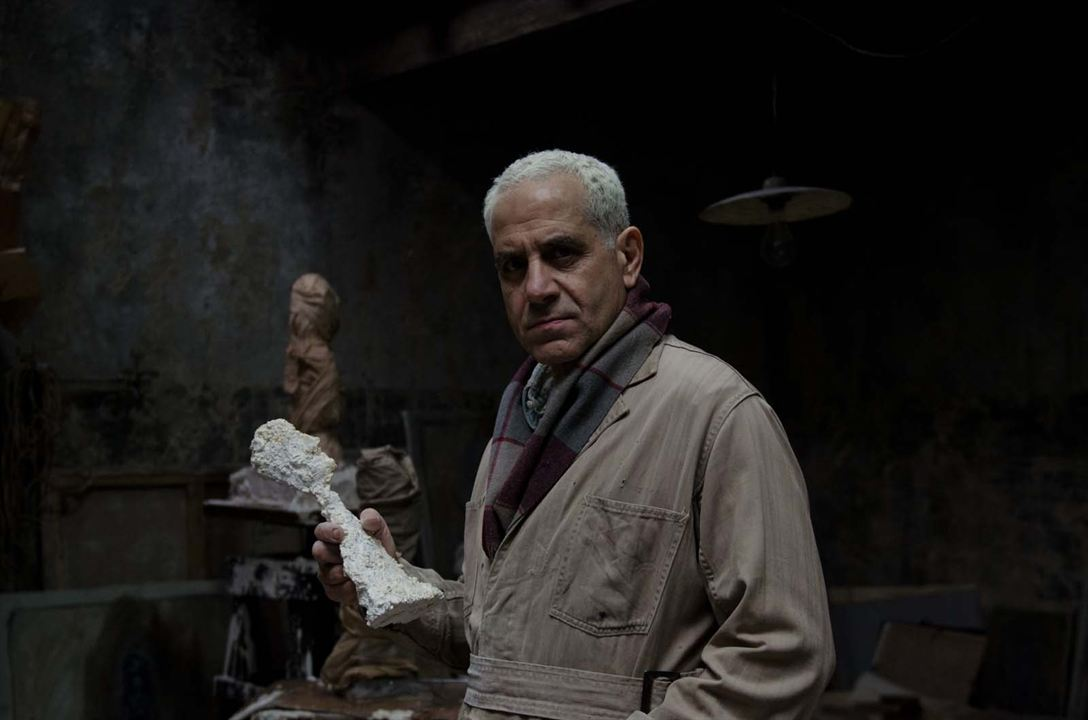 O Último Retrato: Tony Shalhoub