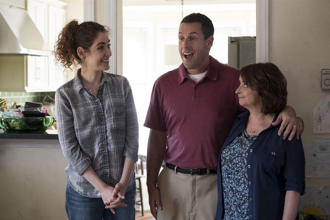 Lá Vêm os Pais : Foto Adam Sandler, Allison Strong, Rachel Dratch