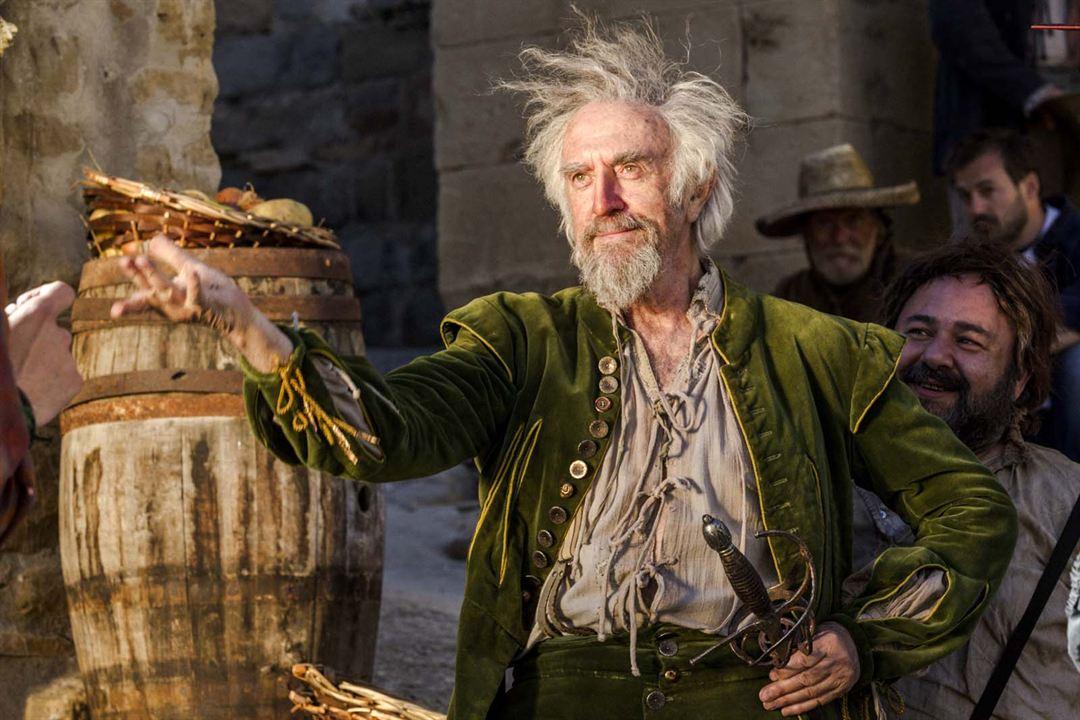 O Homem que Matou Dom Quixote : Foto Jonathan Pryce