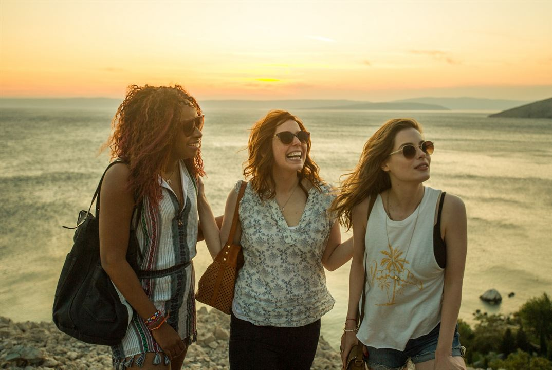 Ibiza: Tudo Pelo DJ : Foto Gillian Jacobs, Phoebe Robinson, Vanessa Bayer
