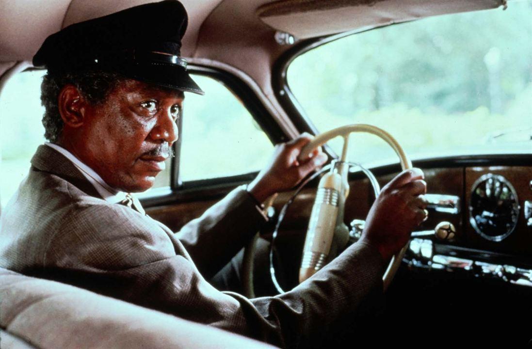 Conduzindo Miss Daisy : Foto Morgan Freeman