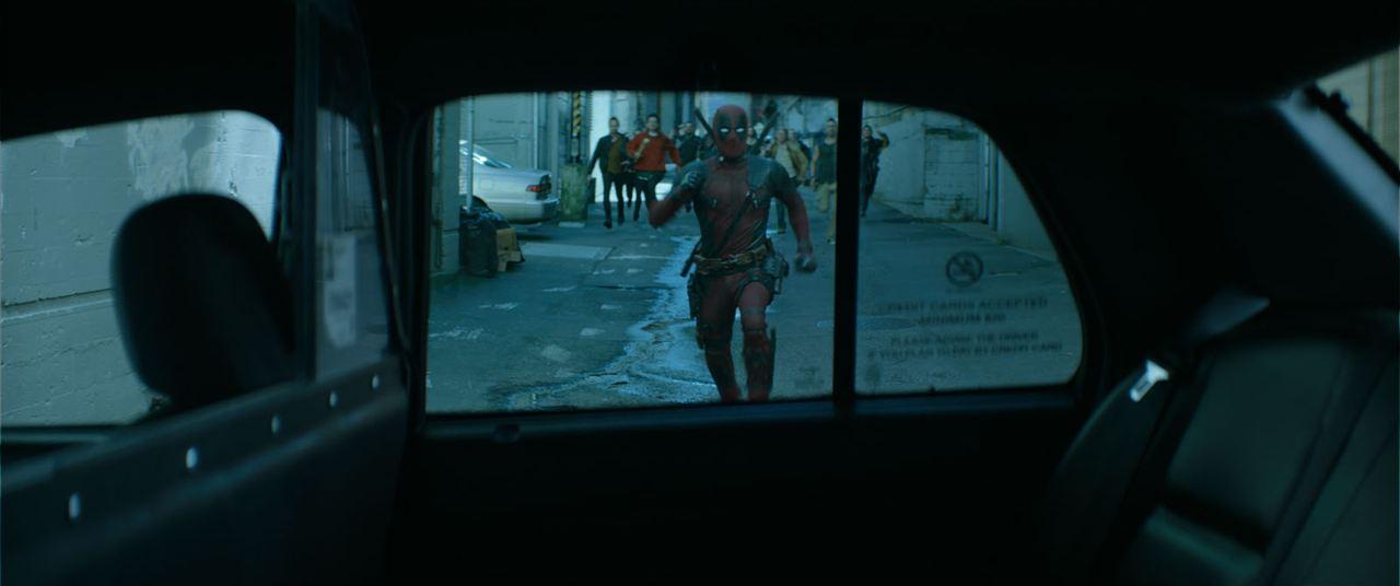 Deadpool 2 : Vignette (magazine) Ryan Reynolds
